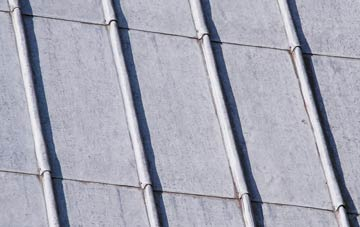 lead roofing Yesnaby, Orkney Islands